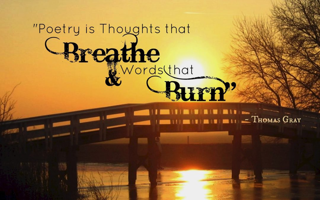 Do your Thoughts Breathe and Your Words Burn?