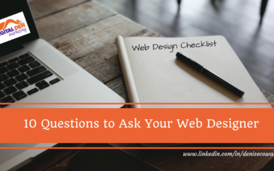 10 Questions to Ask Your Web Designer