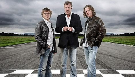There's No 'I' in the Top Gear Team