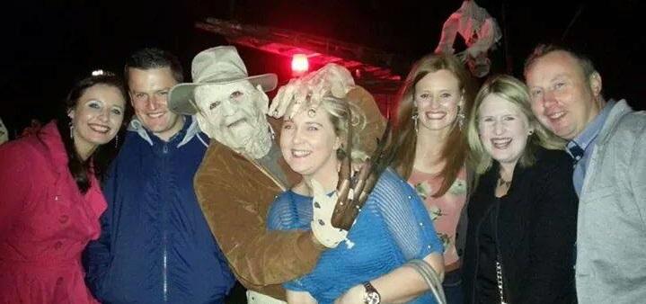 Halloween at Fitzpatrick's 2014