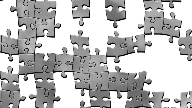jigsaw-puzzle with-missing-parts-of-marketing-strategy