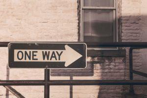 One-way-marketing-strategy